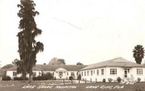 Shands Lake Shore Hospital Then