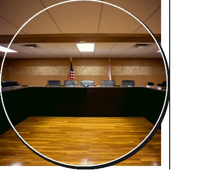 Lake Shore Hospital Authority Board Room